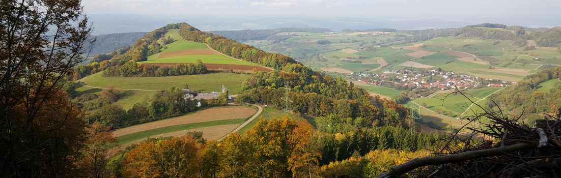 Aussicht vom Bürenhorn