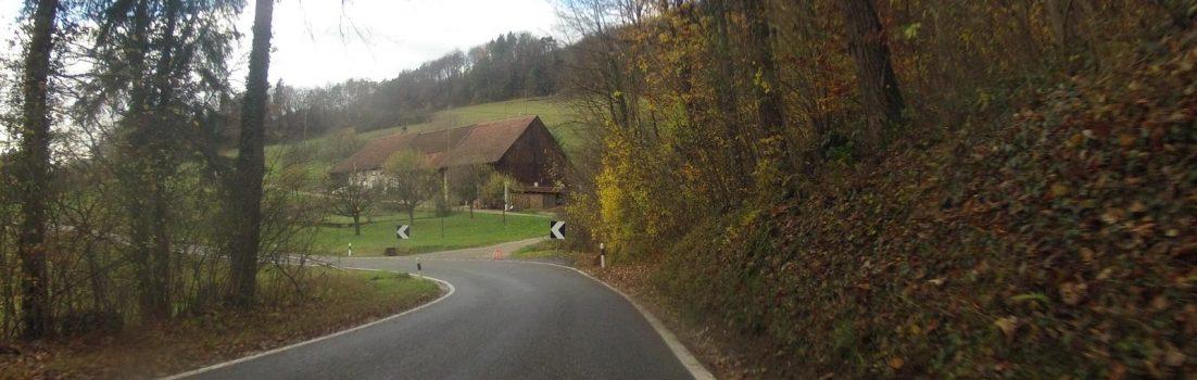 Bauernhof am Wellenblech