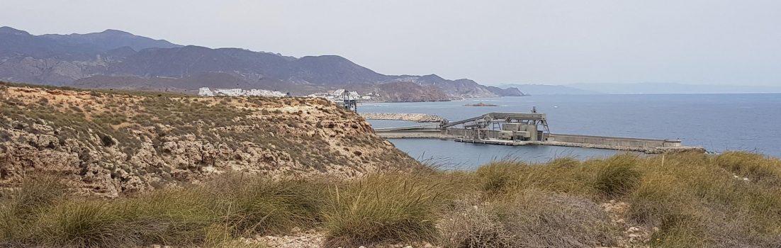 Küste nördlich von Carboneras