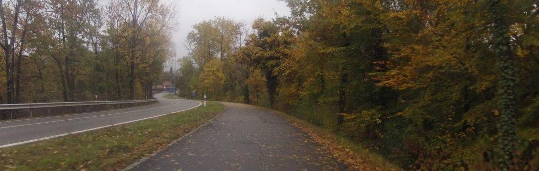 Radweg Felsenau - Klingnau