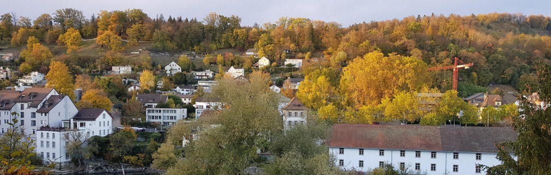 Bruggerberg im Herbstgewand