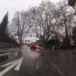 Sturmpause mit Regen