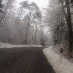 An die Frostgrenze