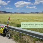 Ab Anfang Mai 2019: Spanien - Frankreich - Schweiz mit dem Rennrad (selfsupported)