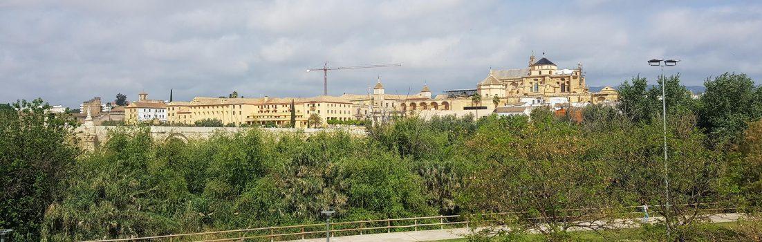 Quartier mit der Moschee