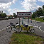 Ourense – Santiago de Compostela