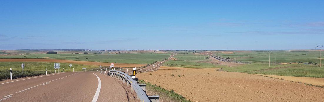 unterwegs in Kastilien und Leon