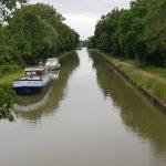 Kanal und Boote