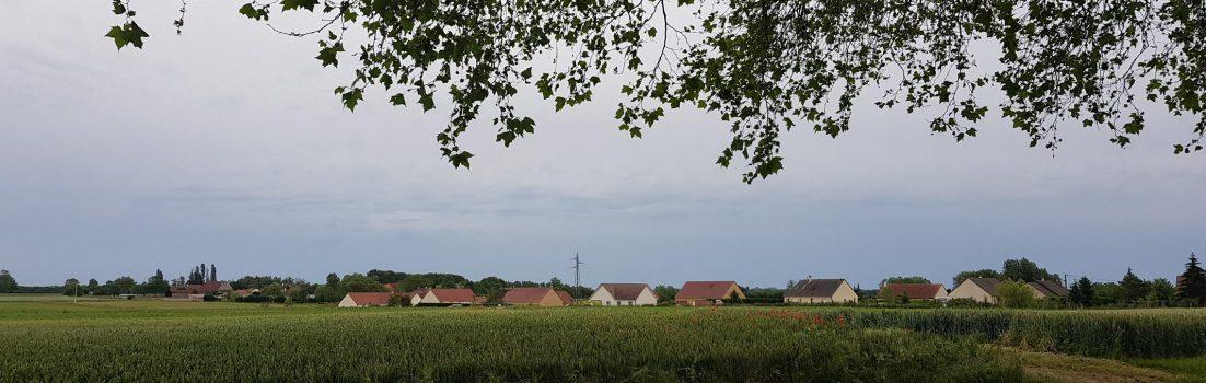 Mittagessen zwischen Doubs und Saône