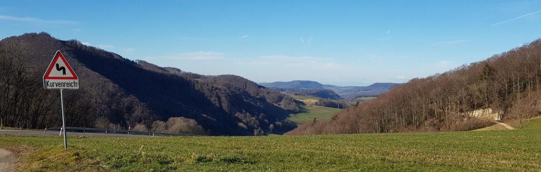 Blick nach Baselland