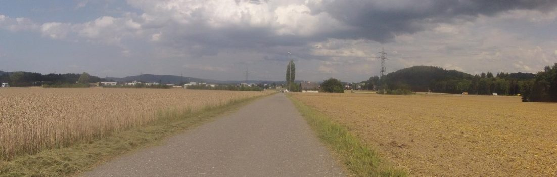 Unterwegs nach Hunzenschwil