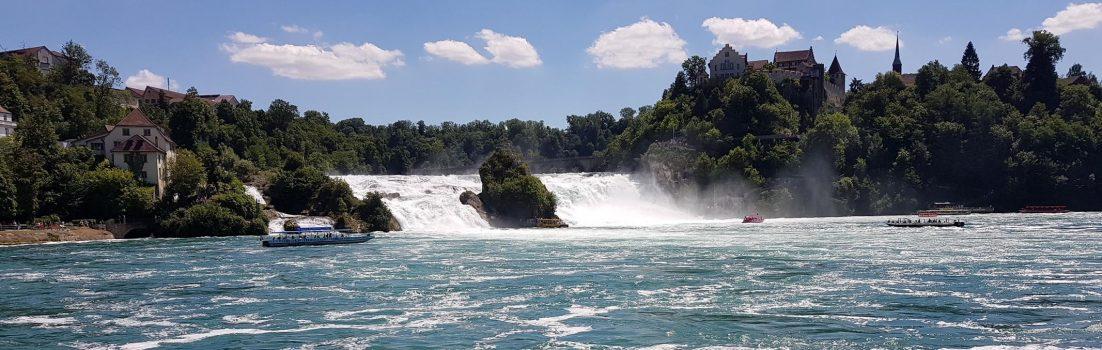 am Rheinfall