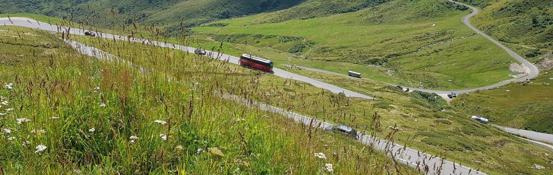 Oberalp Passtrasse