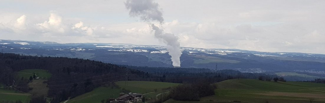 Rotberg mit Blick an die südlichen Hänge des Schwarzwaldes